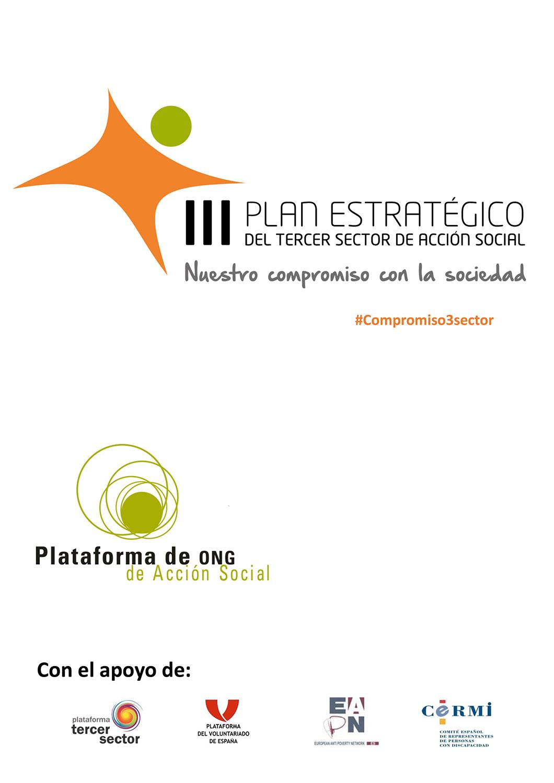 Plataforma de ONG de Acción Social | Plan Estratégico del Tercer Sector