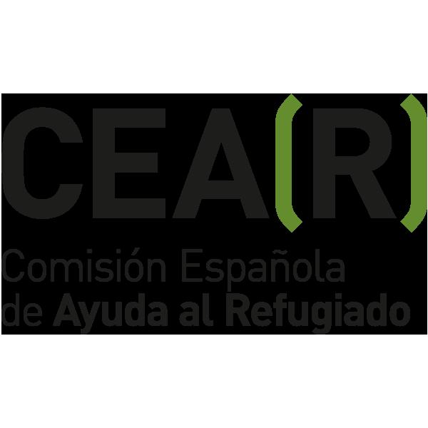 Logotipo de Comisión Española de Ayuda al Refugiado (CEAR)