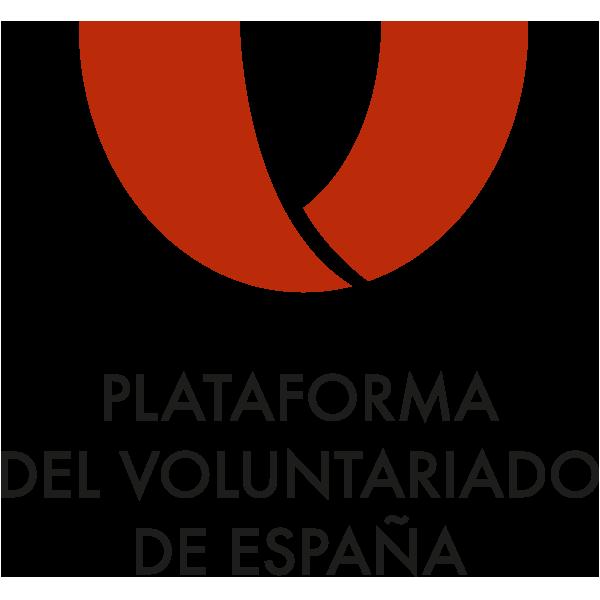 Logotipo de Plataforma de Voluntariado de España