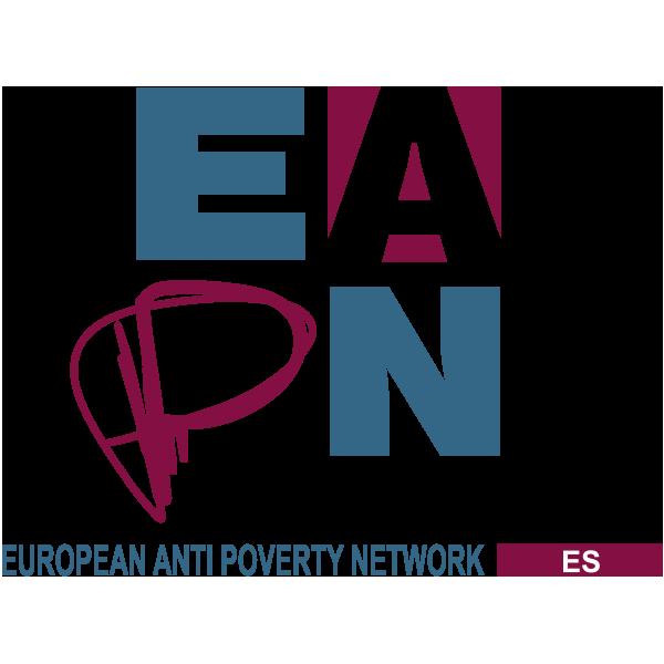 Logotipo de Red Europea de Lucha contra la Pobreza y la Exclusión Social en el Estado Español (EAPN)