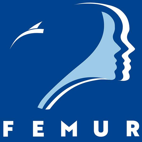 Logotipo de Federación de la Mujer Rural (FEMUR)