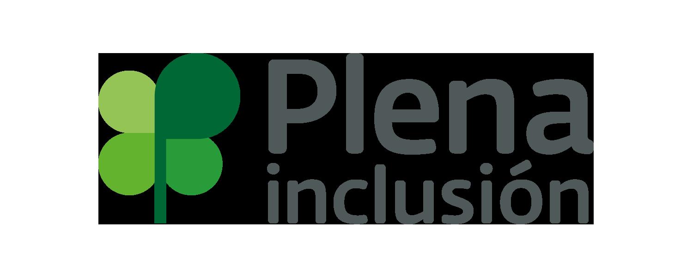 Logotipo de Plena Inclusión (Antes FEAPS)