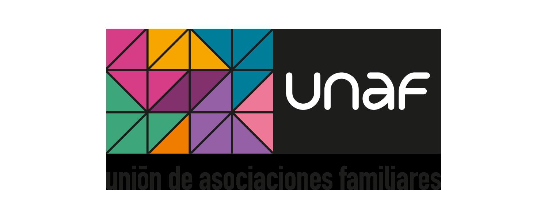 Logotipo de Unión de Asociaciones Familiares