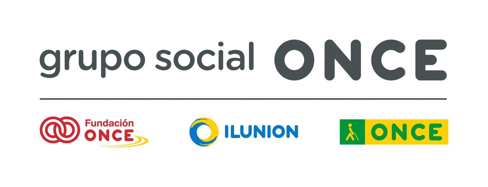 Logotipo de Grupo social ONCE