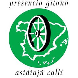 Logotipo de Asociación Nacional Presencia Gitana