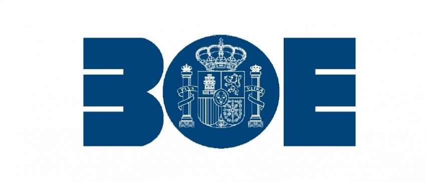Logotipo del Boletín Oficial del Estado