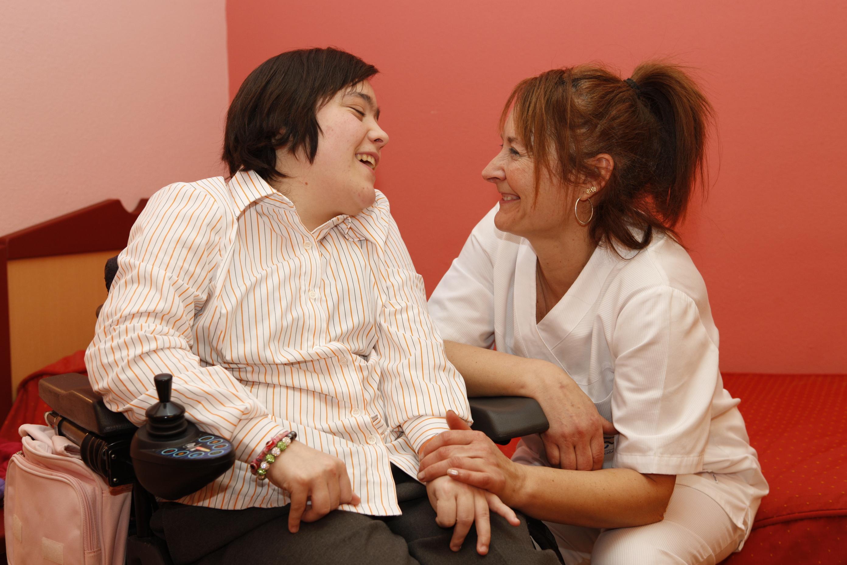 Tipos De Discapacidad Thinglink