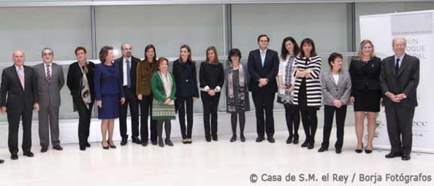 Fotografía publicada en la web www.aecc.es