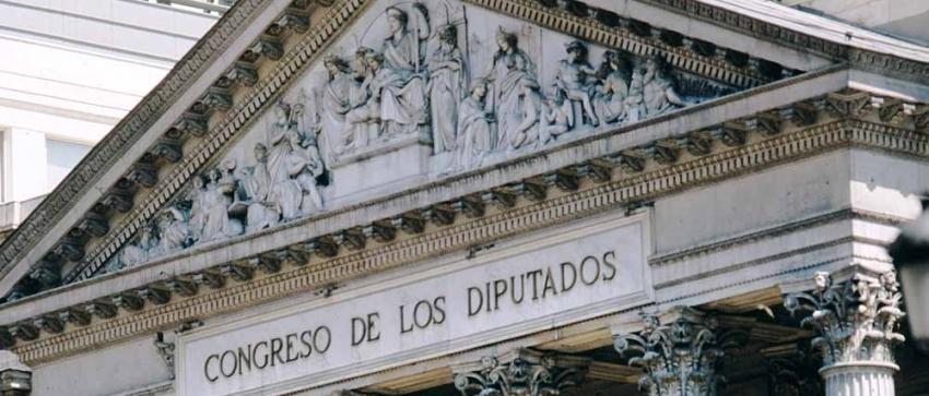 Fotografía: Congreso de los Diputados
