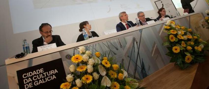 Fotografía: Vicepresidencia de la Xunta