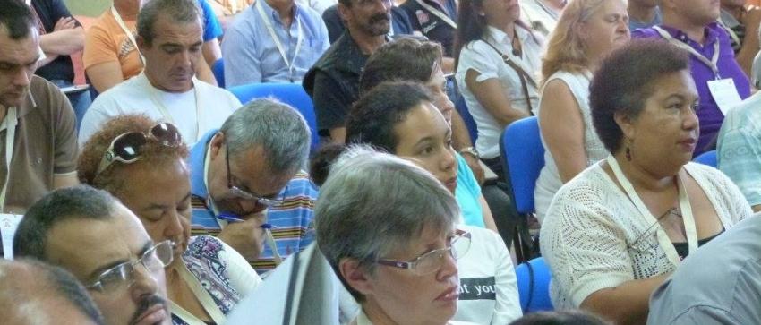 """Fotografía EAPN-ES. Seminario de participación """"Vivienda y sinhogarismo"""", financiado por el IRPF."""
