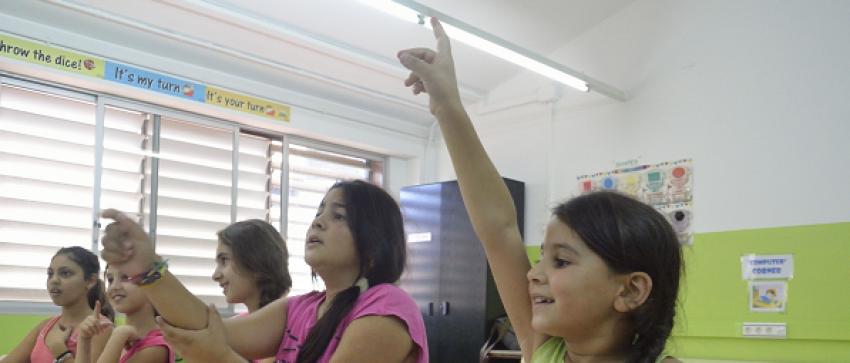 Programa de Educación Promociona, por el éxito escolar del alumnado gitano. Financiado por el IRPF. Fundación Secretariado Gitano.