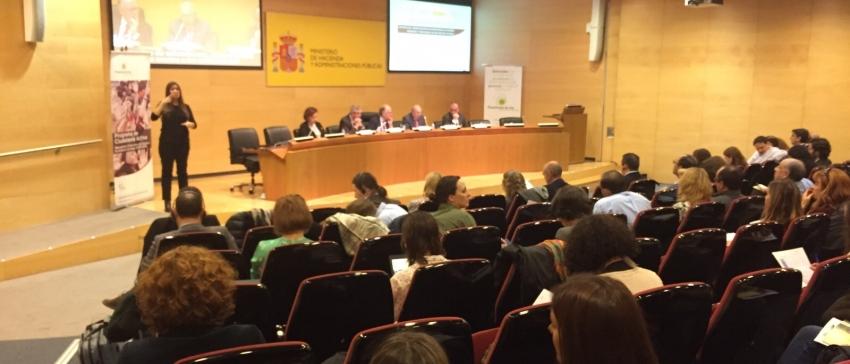 La Plataforma de ONG de Acción Social presenta el Estudio del Tercer Sector de Acción Social en España