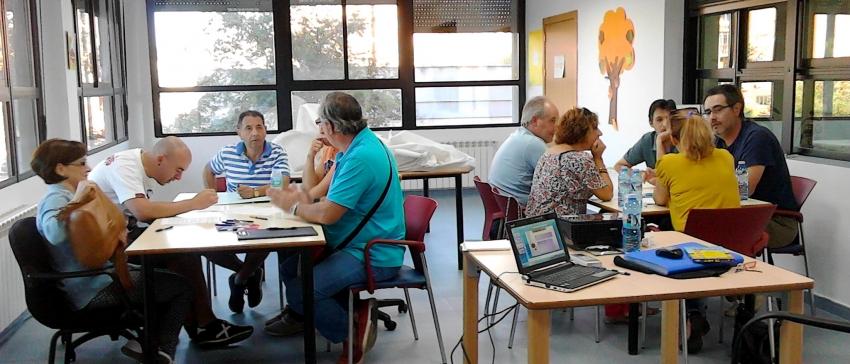 Fotografía: Orientación Grupal COCEMFE