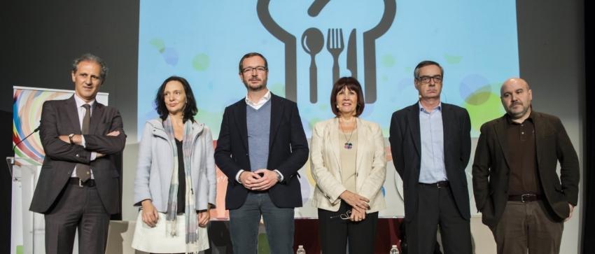 José Manuel González , Carolina Bescansa, Javier Maroto, Micaela Navarro, José Manuel Villegas, Luis Cayo Pérez