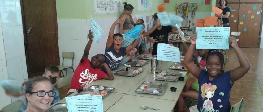 Campamentos Urbanos en Torrent, una actividad posible gracias a la X Solidaria