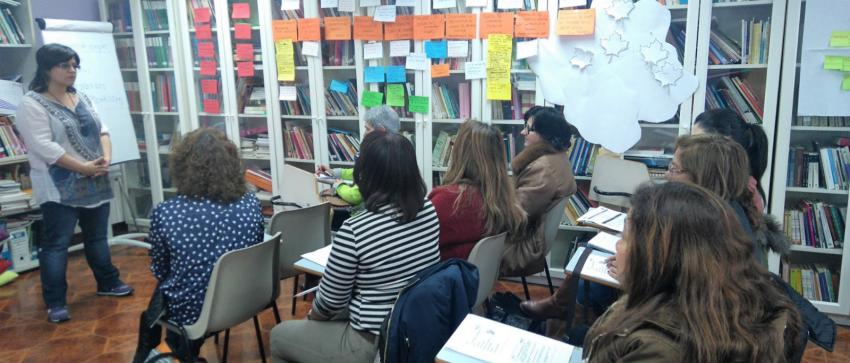 Integración Laboral de las Mujeres (Federación de Mujeres Progresistas)