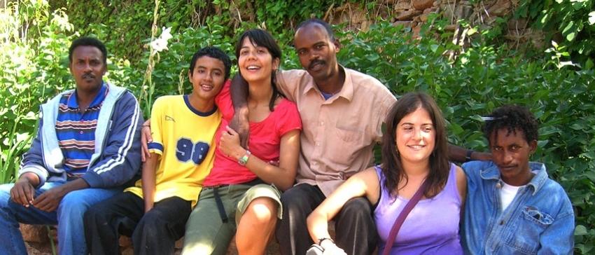 """Fotografía: ACCEM del programa financiado mediante el IRPF """"Atención y acogida a migrantes"""""""