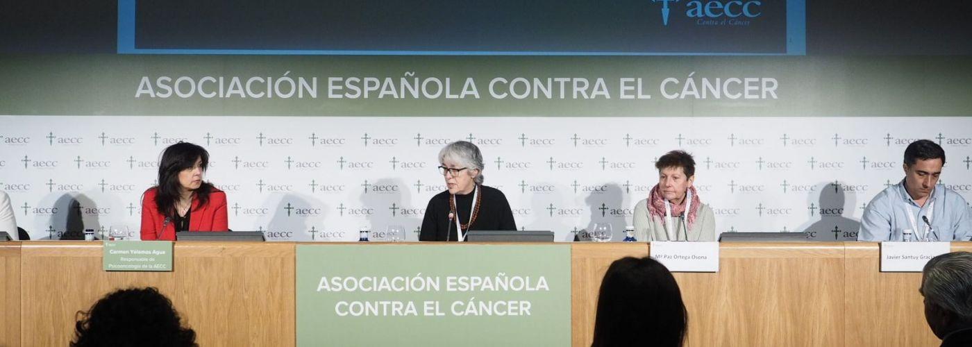 La Asociación Española Contra el Cáncer (AECC) ha organizado en CaixaForum la VIII edición del Foro Contra el Cáncer (4/2/19)