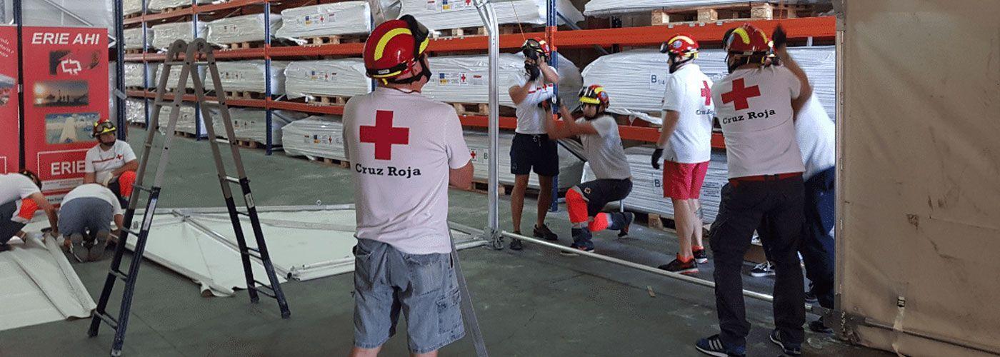 © Cruz Roja Española