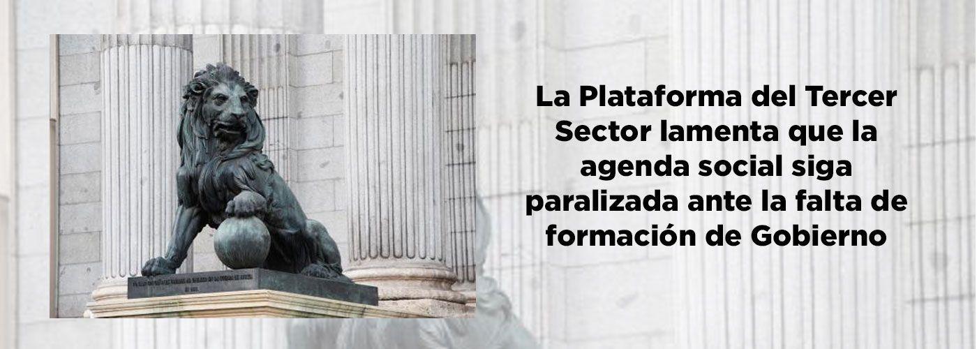 © Plataforma del Tercer Sector