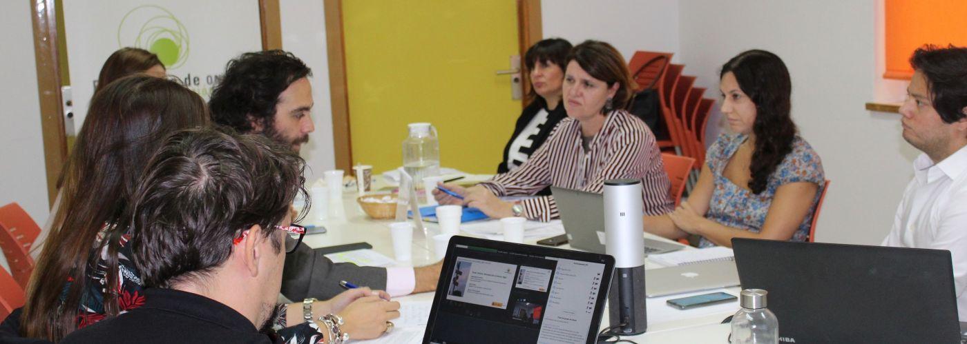 Momento del seminario online celebrado el 23 de septiembre