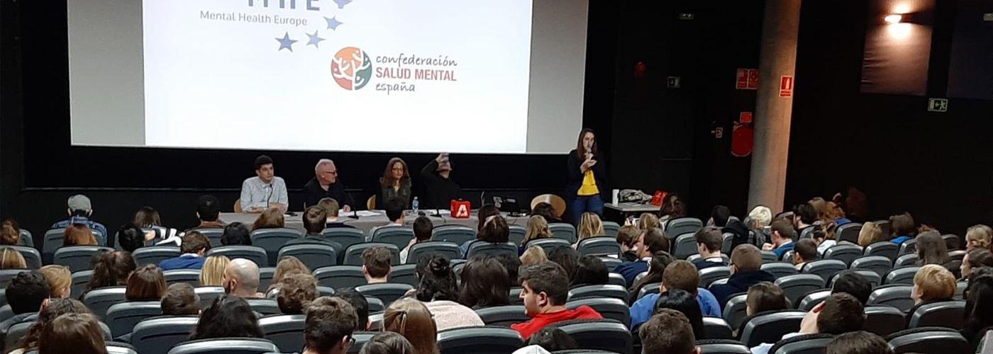 © Confederación Salud Mental España