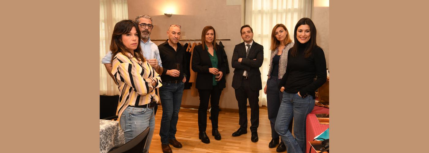 Jurado de los Premios Tiflos de Perdiodismo en las categorías de Prensa y Televisión / ONCE