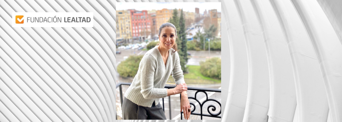 Ana Benavides directora de Fundación Lealtad