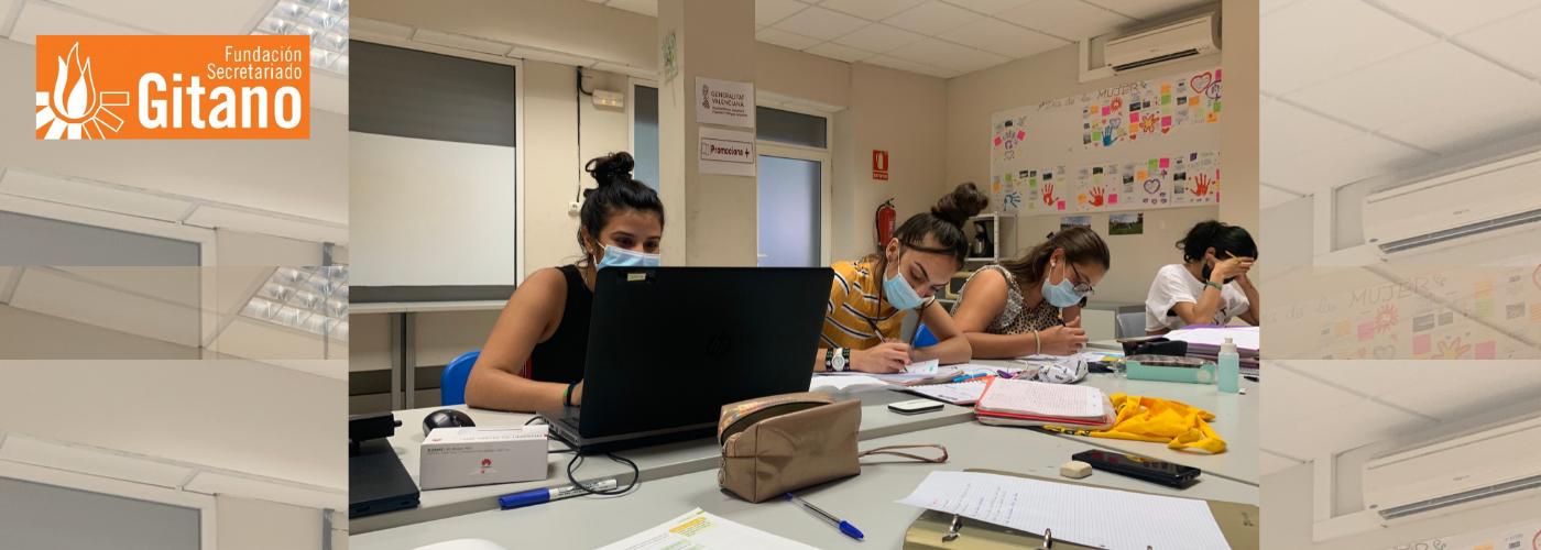 FSG: Alumnado programa Postobligatoria Promociona + Alicante